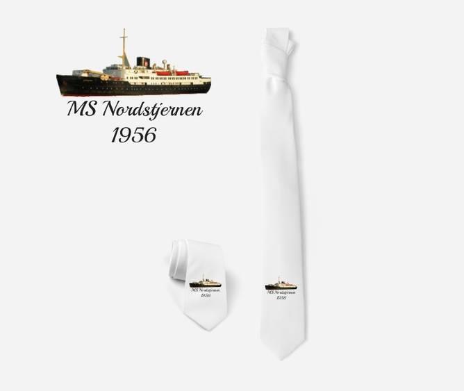 Bilde av Slips MS Nordstjernen 1956