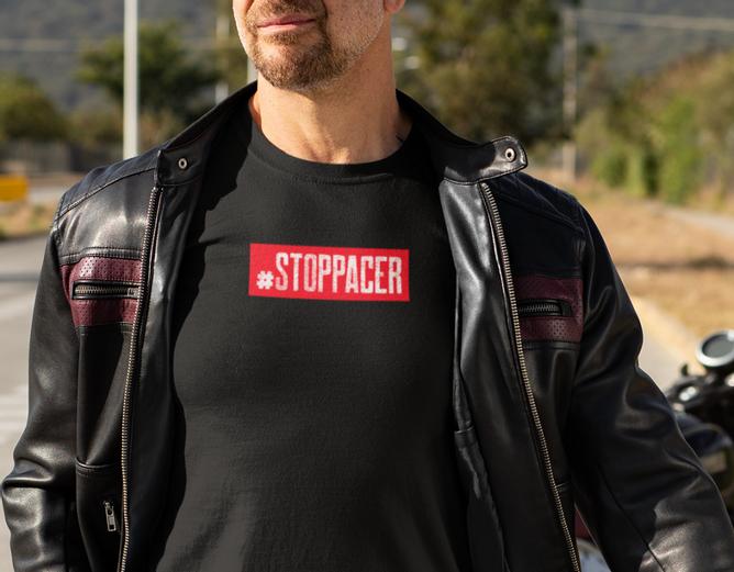 Bilde av Tskorte #STOPPACER